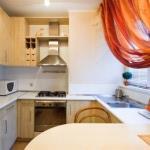 Дизайн кухни 5 кв — или как из малютки сделать «конфетку»