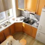 Дизайн кухни 6 кв или не все так плохо
