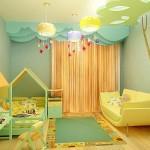 Учимся правильно создавать дизайн детской комнаты своими руками