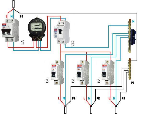 Устройство электроснабжения
