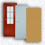 Классификация строительных дверей