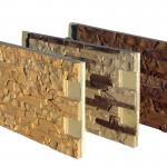 Декоративная плитка на цоколе