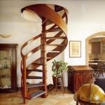 Делаем лестницу на мансарду