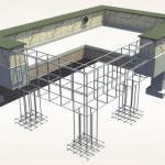 Строительство фундамента для коттеджа