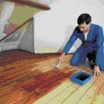 Защитные покрытия для деревянного пола