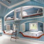 Загородный дом в морском стиле