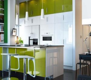 Дизайн кухни 10 кв метров