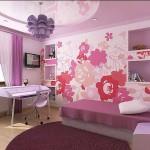 Оформление дизайна детской комнаты