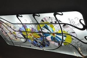 Монтаж стеклянных потолков своими руками