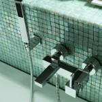Смеситель для ванной комнаты — какие варианты?